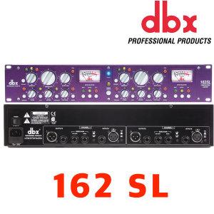 DBX 162L 스테레오 컴프레셔 이퀄라이저 공식수입품