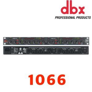 DBX1066 컴프레서/리미터/게이트/자동어택/릴리즈제어