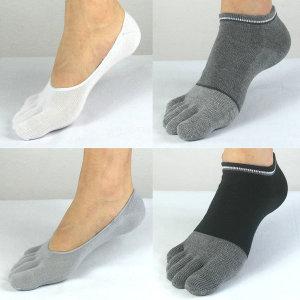 양말 발가락양말 남자 여자 덧신 여름 발목 짧은 면