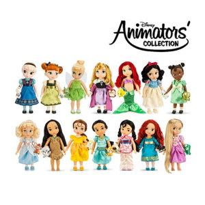 디즈니 프린세스 베이비돌 애니메이션 인형 겨울왕국
