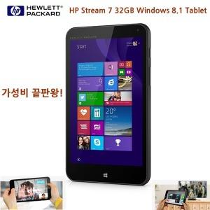HP 스트림 7 윈도우 테블릿 PC/Certified Refurbished