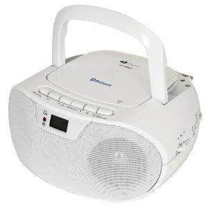 인비오 CD-600BT 포터블 CD플레이어 MP3/블루투스지원