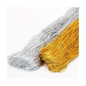 금은사 / 금색실 은색실 금사 은사 만들기재료 펠트공