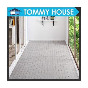 타미하우스 베란다 조립식마루 바닥재 바닥 타일 장판