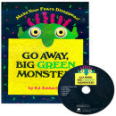 노부영 세이펜 Go Away Big Green Monster ( HC+CD )