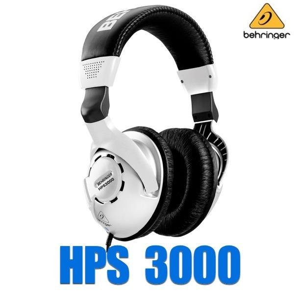 HPS3000/HPS-3000/베링거/스튜디오/모니터 헤드폰