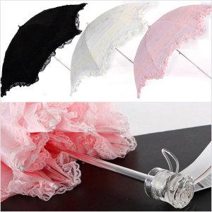 양산 겸용우산 자외선차단 레이스 어머니 여자 선물