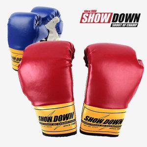쇼다운 복싱글러브 권투글러브 기본형 격투 권투