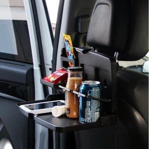 차량용 시트백 테이블 멀티트레이 멀티테이블 YKM