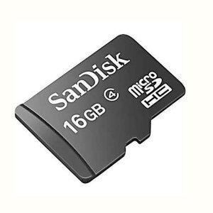 샌디스크 Micro SDHC 16gb class4 벌크 메모리카드