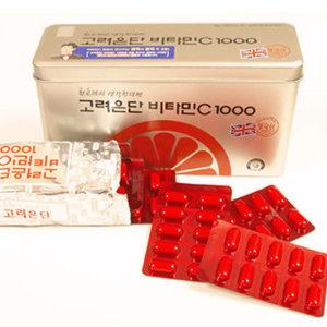 고려은단 비타민C 1000 300정 쏠라씨/동아/효도선물