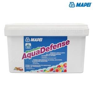 아쿠아디펜스/마페이/초속건형수용성탄성도막방수재