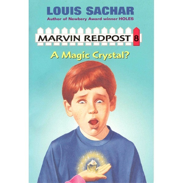 Marvin Redpost 8 A Magic Crystal (Paperback)