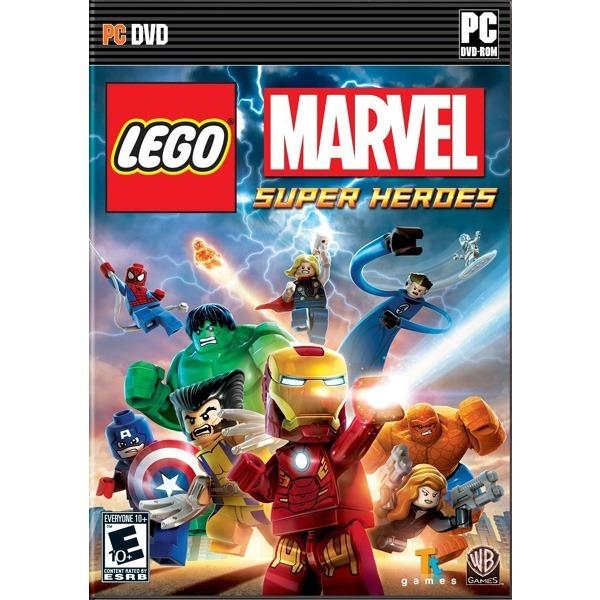 레고 마블 슈퍼 히어로즈 PC(컴퓨터용) 새제품