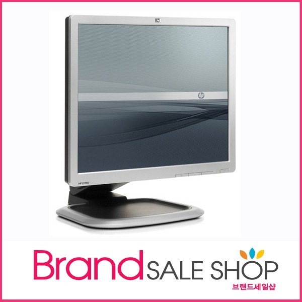HP 17인치 LCD/4:3비율/병원/학원/사무실/CCTV용