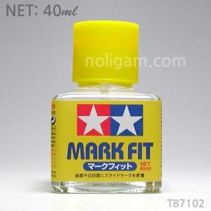 타미야 87102 마크핏 Mark Fit 40ml 데칼 유연제