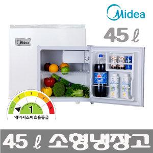미디어 소형냉장고/미니냉장고/MR-45LW 1등급-HK