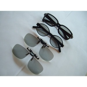 묶음할인 (혼합형 4인세트-고급형)3D안경/선명함/곡면