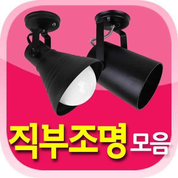 직부등/주방등/볼전구/PAR30/스포트라이트/조명