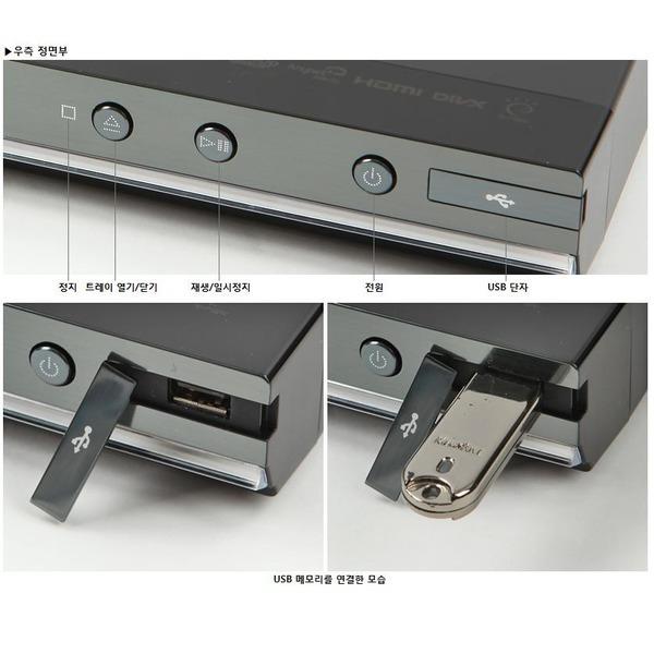 코드프리DVD DIVX USB 돌비디지털고주파먼지제거QWAA7