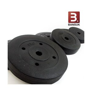 PVC바벨10~40kg세트/30kg 기준/원판/덤벨/웨이트