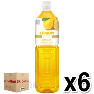 대상 로즈버드/레몬에이드시럽1.47L/복숭아아이스티