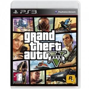 GTA5..지티에이5 (PS3) 한글판 중고