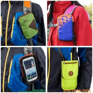휴대폰파우치 폰가방 허리쌕 폰허리쌕 스마트폰케이스