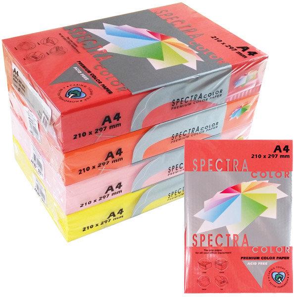 스펙트라칼라 A4복사지500 색종이접기 문구류사무용품