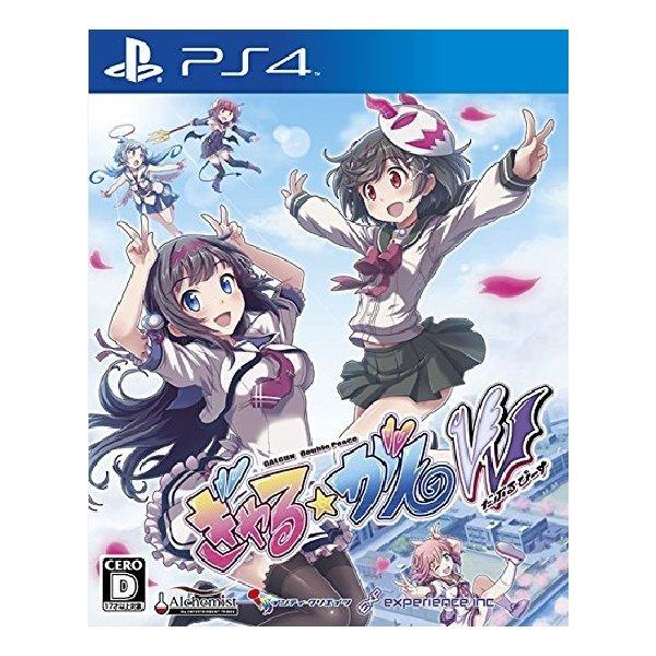 PS4 갸루건 더블피스/걸건 더블피스/일본판