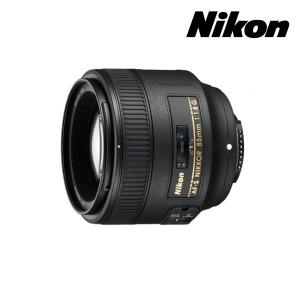 니콘정품 /AF-S NIKKOR 85mm F1.8G /헤븐