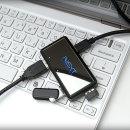 이지넷유비쿼터스 NEXT-314UHP 4포트 USB허브 유전원