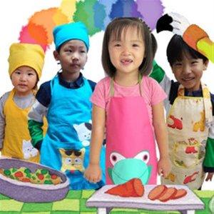 유아 아동 앞치마세트 미술가운 방수앞치마 어린이집