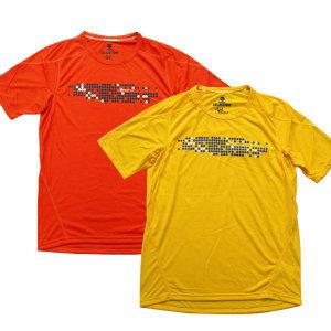 라운드 컬러반팔티 단체티 운동티셔츠 반팔티셔츠