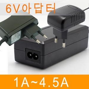 아답터 6V 1A 1.3A 1.7A 2A 2.5A 4.5A 샤프전자사전