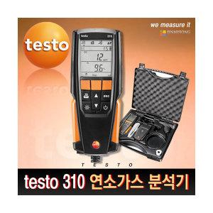 테스토 testo 310 보일러용 연소가스 분석기