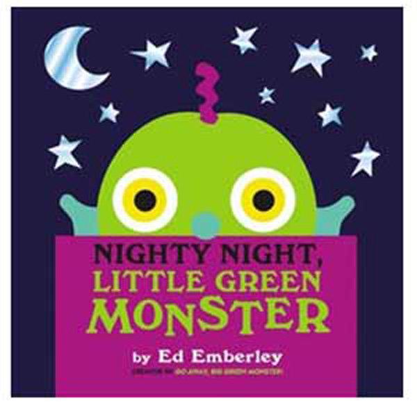 노부영 Nighty Night  Little Green Monster(HC+CD)
