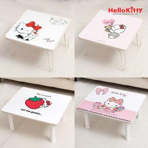 헬로키티 세이프티 테이블 밥상/공부상/티테이블