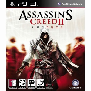 PS3 어쌔신 크리드 2 어새신 한글판중고