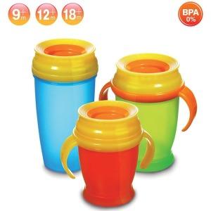 러비 생활넌스필 360도 컵 (2종)