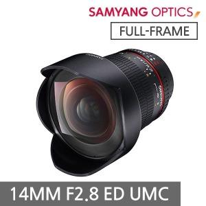 정품 삼양 14mm F2.8 ED AS IF UMC 캐논 EOS (신형)