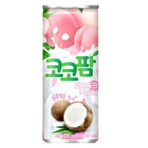 해태 코코팜 피치핑크 240ml x 30캔 캔음료 음료수