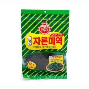 오뚜기_옛날자른미역_50G 봉