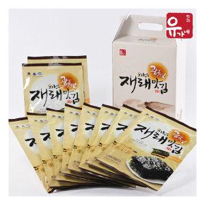 프리미엄 광천김 전장김/식탁김/도시락김/선물세트