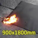난연고무시트  고무매트  고무시트 7Tx900x1800mm