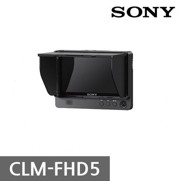 CLM-FHD5 정품 Full HD 대응 5인치 포터블 모니터