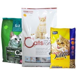 테비 15kg 프로베스트 캣/캐츠랑/캣차우/고양이 사료