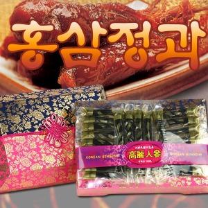 금산원일 천지홍삼정과 700g(23뿌리내외)/낱개포장