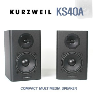KURZWEIL KS-40A 모니터 스피커 KS40A