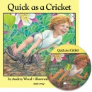 노부영 세이펜 Quick as a Cricket (PB+ CD)